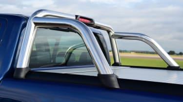 Ford Ranger - roll hoop
