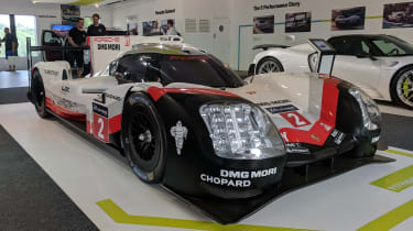 Goodwood Festival of Speed - Porsche 919 Le Mans
