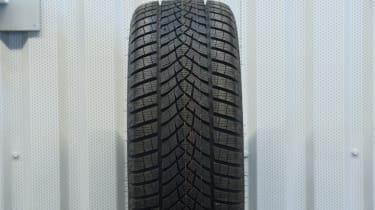 2017/18 winter tyre test - Goodyear UltraGrip Performance Gen-1