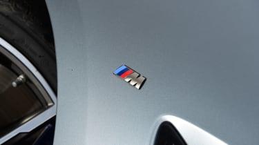 BMW M850i xDrive Gran Coupe - M badge