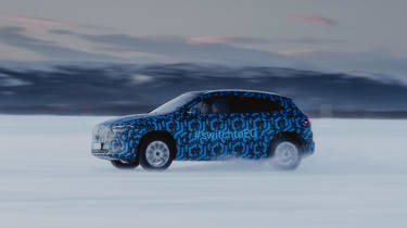 New 2021 Mercedes EQA electric SUV previewed in exclusive ...