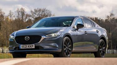 Mazda 6 Kuro Edition - front static