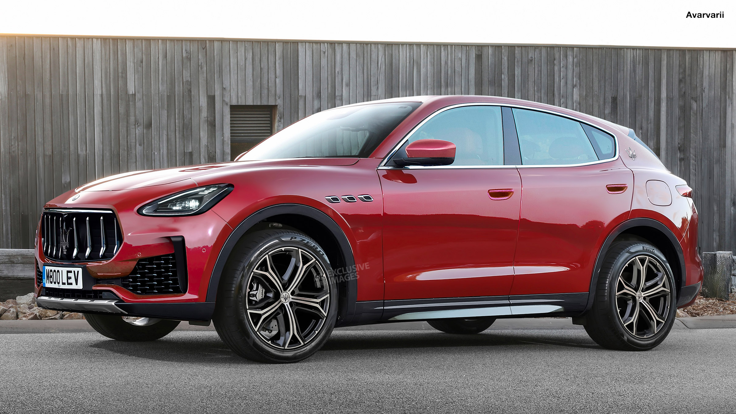 New 2022 Maserati Grecale Suv Squares Up To The Porsche Macan Auto Express