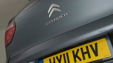 Used Citroen C4 Picasso - Citroen badge