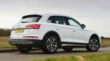 Audi Q5 40 TDI - rear static
