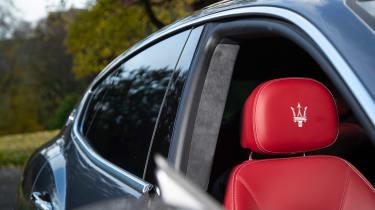 Maserati Levante GranLusso - profile