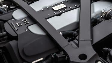 Aston Martin DB11 AMR - engine