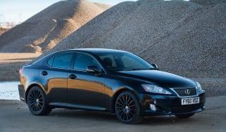 Used Lexus IS - front