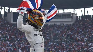 Motorsport review 2017 - Lewis Hamilton