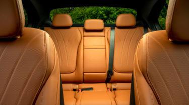 Mercedes C-Class - seats