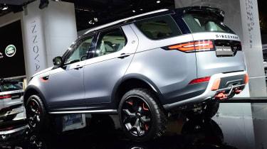 Frankfurt - Land Rover Discovery SVX - rear