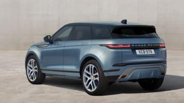 New 2019 Range Rover Evoque rear