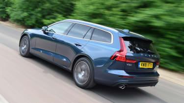 Volvo V60 - rear