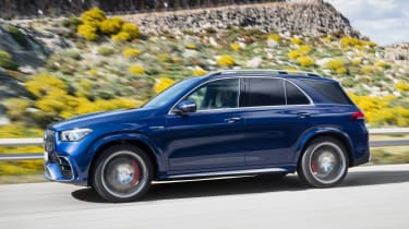 Mercedes-AMG GLE 63 S - side