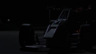 Hot Wheels X-Wing Carship - dark