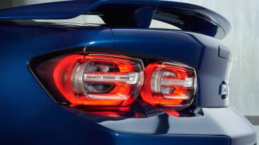 Chevrolet Camaro SS - rear light