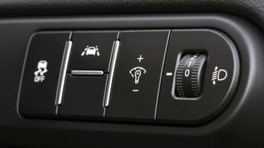 Kia Ceed Sportswgaon - buttons