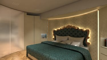 Marchi Mobile eleMMent palazzo Superior master bedroom