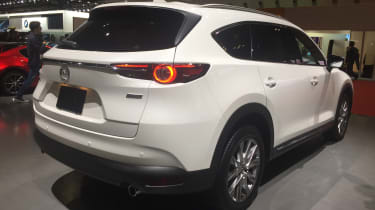 Mazda CX-8 - Tokyo rear