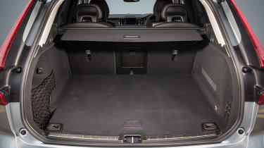 New Volvo XC60 review - boot