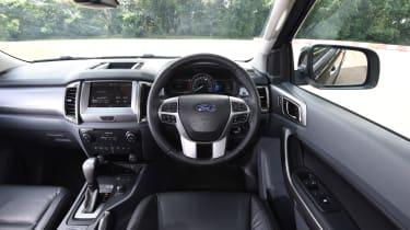 Ford Ranger 3.2 TDCi 2016 - interior