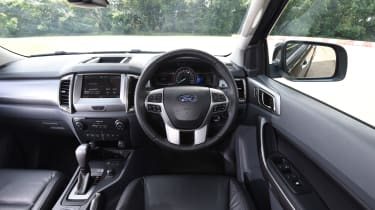 Ford Ranger 3.2 TDCi 2016 - interior