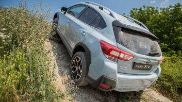 2018 Subaru XV - off road
