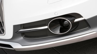 Audi A6 Allroad detail