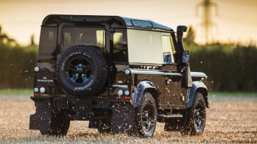 Best Land Rover modifications - 1