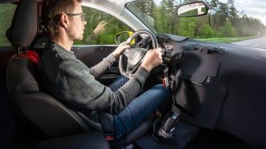 Vauxhall Corsa prototype - Sean Carson