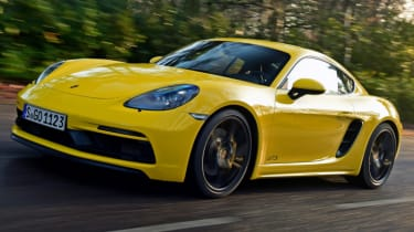 Best track day cars - Porsche Cayman GTS