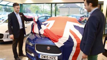 Jaguar XE Long term test - reveal