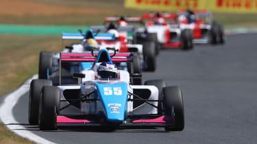 Jamie Chadwick - Douglas Motorsport