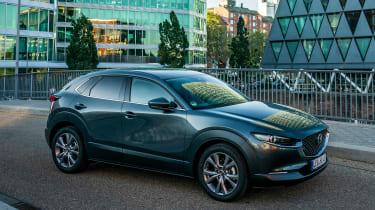 Mazda CX-30 - front static