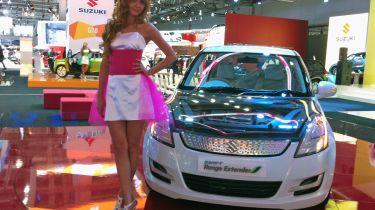 Suzuki Swift range extender