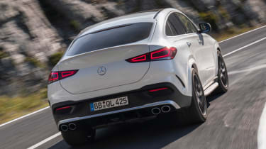 Mercedes-AMG GLE 53 Coupe - rear cornering