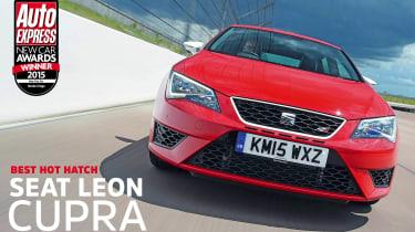 SEAT Leon Cupra - awards