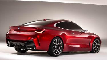 BMW Concept 4 Series - rear