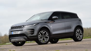 Range Rover Evoque static front