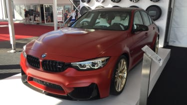 BMW M3 30th Anniversary US - front