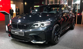 BMW M2 Coupe Edition Black Shadow - front