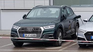 New Audi Q5 e-tron