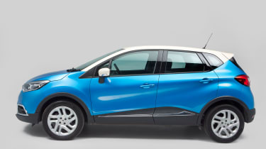Used Renault Captur - side