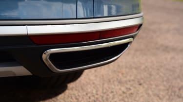 Volkswagen Passat Alltrack - exhaust