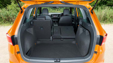 SEAT Ateca FR - boot