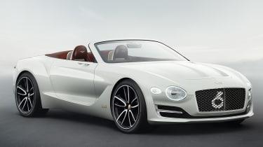 Bentley EXP 12 Speed 6e - front quarter