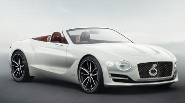 Bentley EXP 12 Speed 6e - front quarter