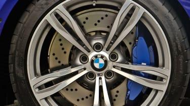 BMW M6 Convertible wheel