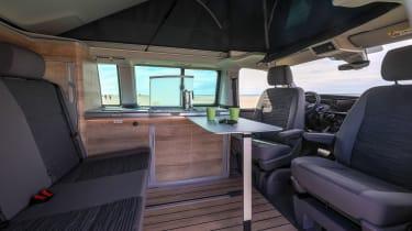 Volkswagen California T6.1 - cabin