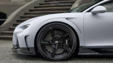 Bugatti Chiron Super Sport - wheel